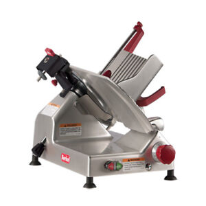 Berkel 827e Manual Gravity Feed Slicer