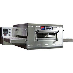 Middleby Marshall Ps528e Countertop Conveyor Oven 240v Single Stack