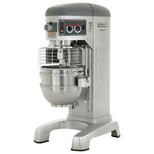 Hobart Legacy Planetary Floor Unit Mixer Commercial Stand Mixers