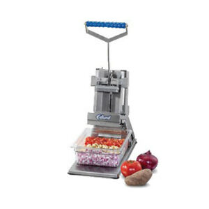 Edlund Fdw Titan Series Max cut Manual Dicer Unit