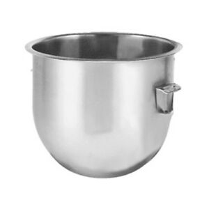 Hobart 5 Qt Stainless Steel Mixing Bowl For Legacy Planetary Mixer