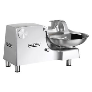 Food Cutter 18 Stainless Steel Bowl With No 12 Attachment Hub 1 Hp