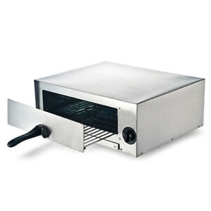 Electric Countertop Pizza Oven For Up To 12 diam Frozen Pizzas