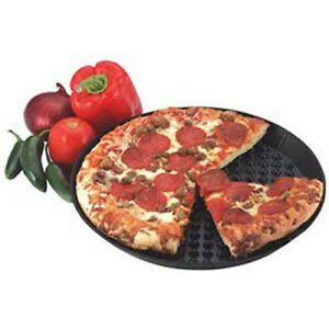 Plastic Pizza Serving Tray 12 Diam