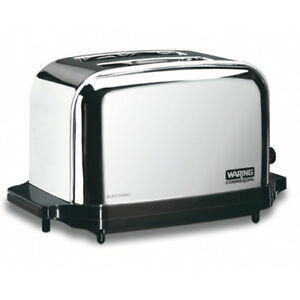 Commercial 2 Slice Toaster Max 30 Slices An Hour