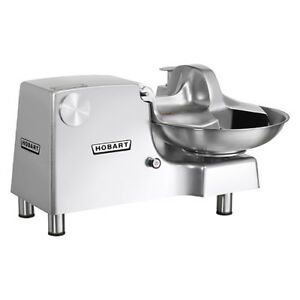 Food Cutter 18 Stainless Steel Bowl 1 Hp
