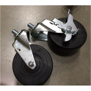 Casters For Vulcan Single Stack Convection Ovens