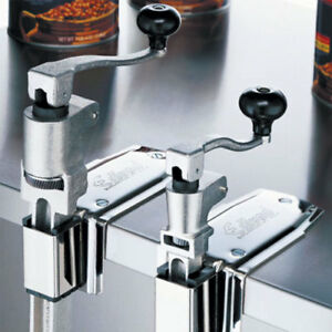 Commercial Standard Medium Height Can Opener No 2 For Cans Up To 7 h