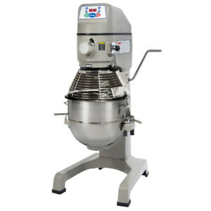 Globe Sp 30 Planetary Floor Mixer 30 Quart