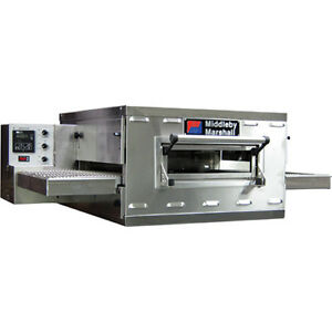 Middleby Marshall Ps528e Electric Conveyor Pizza Oven 208v Single Stack