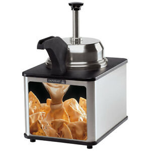 Self Service Hot Fudge cheese caramel Warmer 3 Qt Capacity