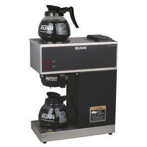Bunn 33200 Vpr 12 Cup Commercial Pourover Coffee Maker