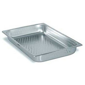 Steam Table Pan Perforated Full Size 2 1 2 h