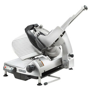 Four Carriage Speed Automatic Slicer 13 Blade 1 2 Hp Removable Knife