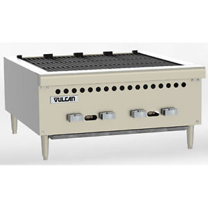 Restaurant Series Gas Radiant Charbroiler 25 1 4 w