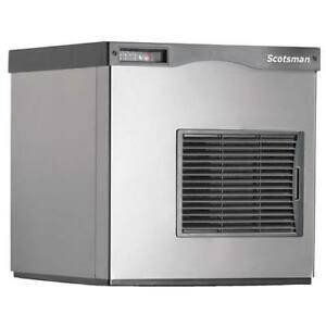 Scotsman N0422a 1 Prodigy Plus Nugget Ice Maker Air Cooled 420 Lbs Production