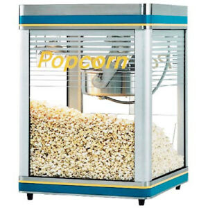 Popcorn Popper Galaxy High Performance 8 Oz Popper