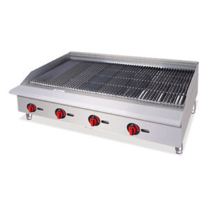 Central Restaurant Cbr 48 48 Gas Charbroiler