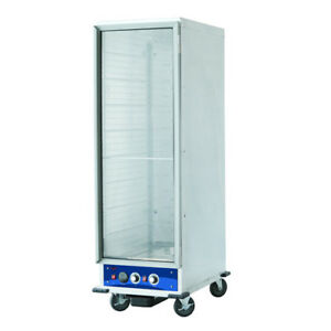 Central Exclusive Full Height Insulated Heated Holding Cabinet