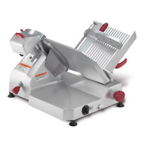 Berkel 829a Manual Slicer 14 Blade 1 2 Hp 3 4 Max Slicing Thickness