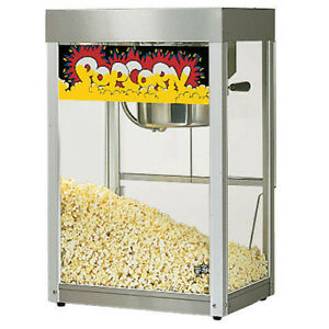 Popcorn Popper Super Jetstar 8 Oz Operator Serve