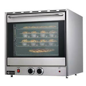 Electric Convection Oven Countertop Holds 4 Full size Sheet Pans