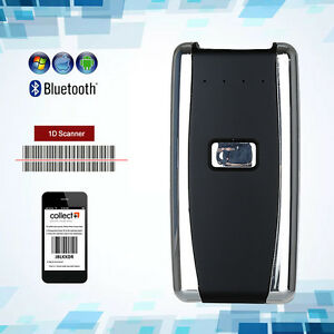Screen Barcode Scanner Mini Bluetooth Handheld Reader For Andriod Ios windows