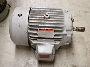 Reliance 7 5 Hp 1760 Rpm 213t Frame Electrical Motor