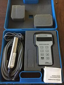 analite Nep160 Turbidity Meter W Probe For Field And Laboratory Applications
