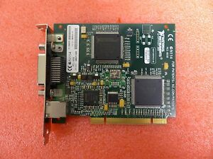 National Instruments Ni Pci 8232 Gpib Controller And Gigabit Ethernet Card