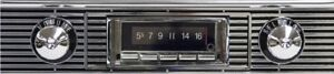 1956 Chevy Bel Air Nomad 300 W Usa 740 Am Fm Car Stereo Radio Built In Bluetooth