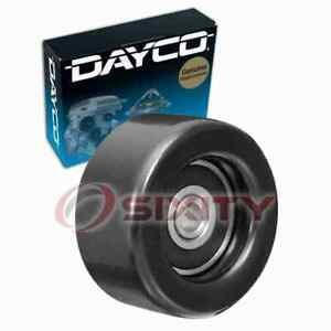 Dayco 89158 Drive Belt Idler Pulley Tensioner Clutch Accessory Ed