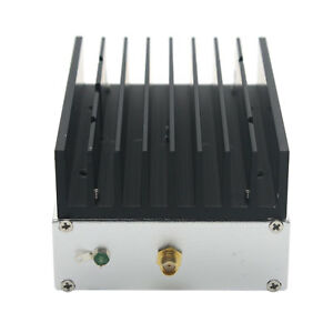 100khz 30mhz 47db 5w Ultra Wideband Linear Rf Am Fm Power Amplifier