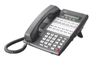 10 Refurbished Nec Ds 80573 Phones With Speaker And Lcd Display ds1000 Ds2000