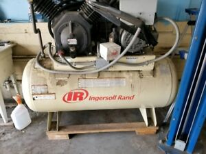 Ingersoll Rand Air Compressor Pick Up Only In Nort Fort Myers Fl