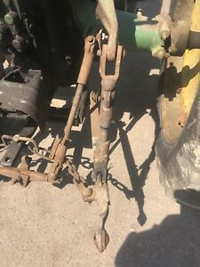 John Deere Tractor 3 Point Hitch 3pt A B G 50 60 70 Complete
