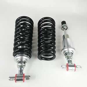 1955 1957 Chevy Bel Air Front Coil Over Shock And Springs Ride Height Adjustable