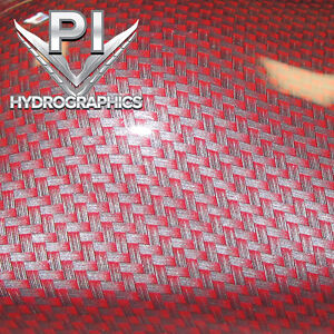 Hydro Dipping Hydrographic Film Water Transfer Printing Silver Carbon Cf6221