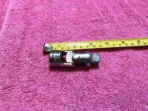 Snap On Universal Swivel Extension 1 2 Drive S8