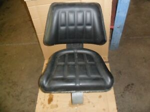 Suspension Seat Ford Tractor Blue 2000 2600 2610 3000 4000 3600 4600 3910 3