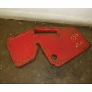 Used Weight Suitcase Massey Ferguson 33 1134 1163 24 865 34 550 860 1144 44