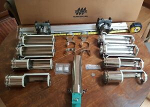 Used Cylindrical Frame For Tajima Embroidery For Two Head Machine By Hoolieguy