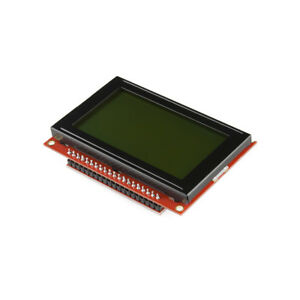 128x64 Serial Graphic Lcd Display
