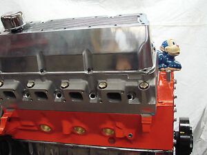 351c Ford Crate High Performance Street Balanced Engine With Aluminum Heads