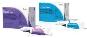 Dentsply Dycal Radiopaque Calcium Hydroxide Standard Package All Shades Fda