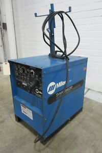 Miller Syncrowave 250 Welding Power Source Used Am16402