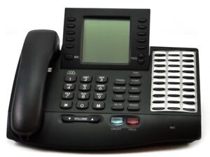 Vodavi Xts 3016 71 30 button Executive Large Display Phone pre owned