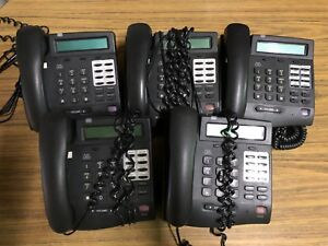Vodavi Vertical 3012 71 Xts 8 button Display Phone pre owned