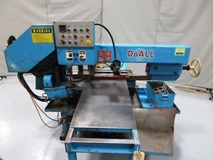 Doall 9 x16 Model C916sa Mitre Swivel Automatic Horizontal Band Saw