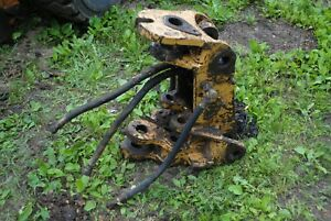 Swing Post Carriage 83959290 Ford 555b Backhoe
